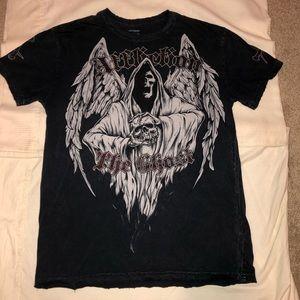 Affliction signature series Distressed T-shirt 🔥